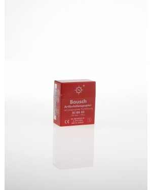 Bausch BK02 200µ - Red (Box of 300)