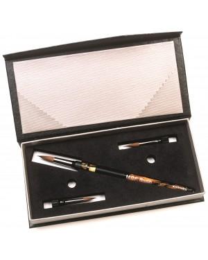 MFP Resin Sprung Brush Set - No. 4, 6 & 8
