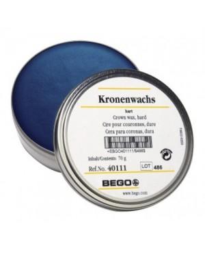 70gm Bego Crown Wax - Blue