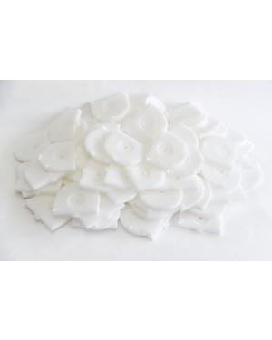 ZEISER Giroform Style Plates - White (Pk 100)