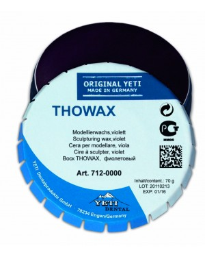 70gm Yeti Thowax - Lightly Opaque Violet