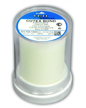 45gm Yeti Cutex Bond Block-Out Wax