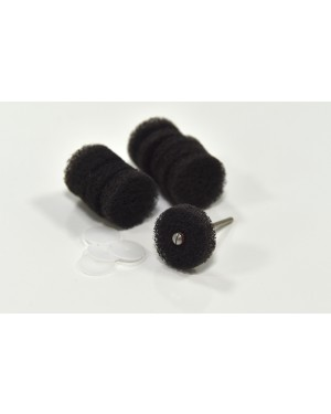 Lisko Disc - Medium Black (Pk 10)