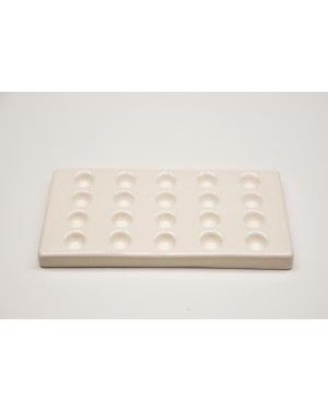 20 Hole Ceramic Stains Tray