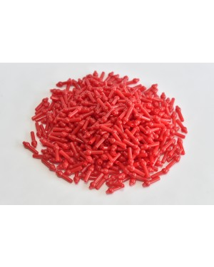 4mm Big Red Plastic Sprues - Pk 1000