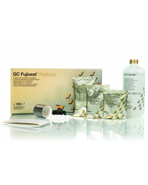 900ml G.C. Fujivest Platinum II - Liquid