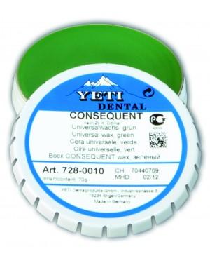 70gm Yeti Consequent Universal Wax - Green