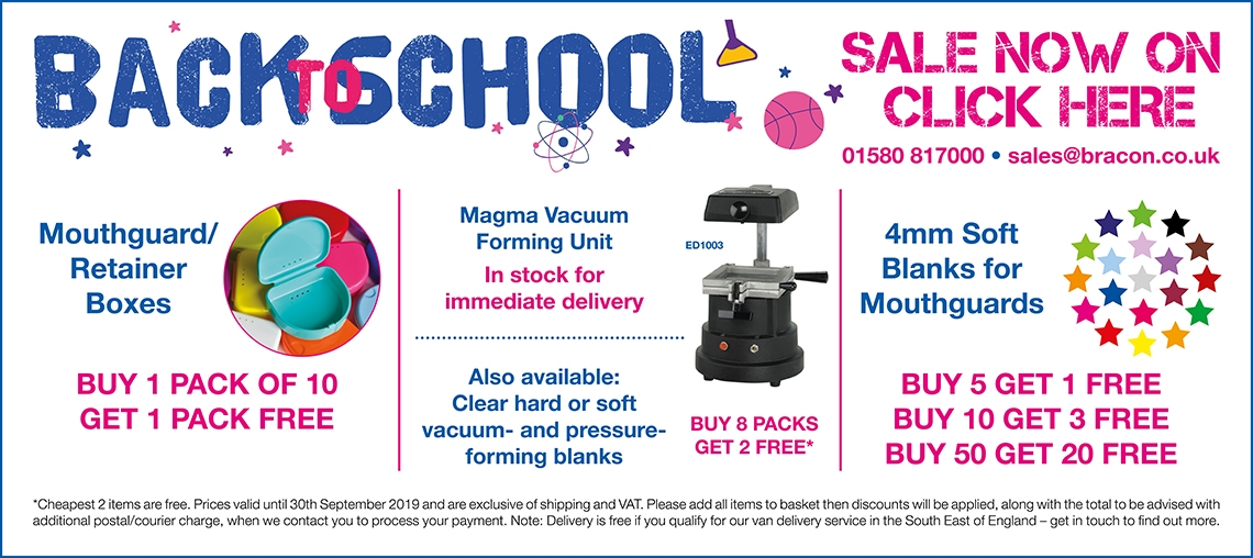 Back to School offer 2019