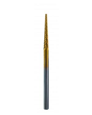 602302T Gold Quattro Tungsten Carbide Cutter - Medium