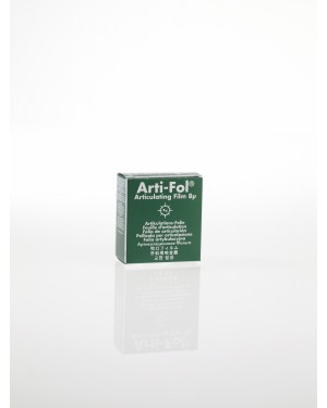 Bausch BK26 8µ Double-Sided Arti-fol - Green (22mmx20m)