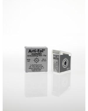 Bausch BK30 12µ Metallic Arti-Fol - Black (22mmx20m)