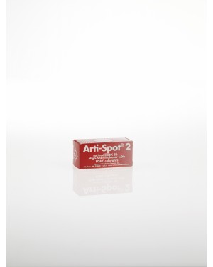 15ml Bausch BK86 Arti-Spot 2 Indicator - Red