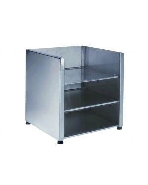 Stainless Steel Stand Cabinet for SM-2 Machine