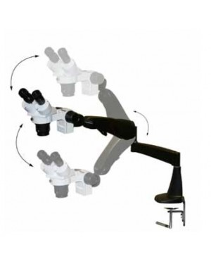 Bracon Flex-Arm Microscope with LED Light