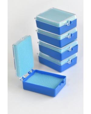 """2"""" Veneer Boxes with Foam - Pk 500"""