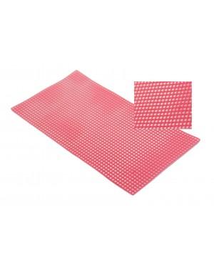 8cmx15cm Dentone Grid Retention Square (Pk 10)