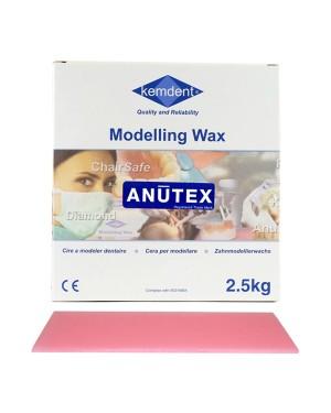 6 x 2.5kg Anutex Modelling Wax