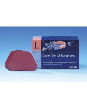 Cavex Upper Base Plates - Pk 100