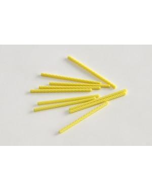 1mm Paraposts - Yellow (Pk10)