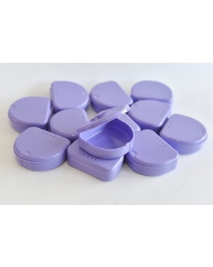 Purple High Gloss Ortho Boxes - Pack of 100