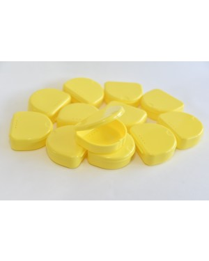 Yellow High Gloss Ortho Boxes - Pack of 100