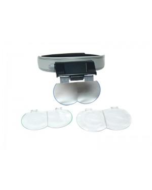 Mega-View Heap Spare Lens - 2.5x