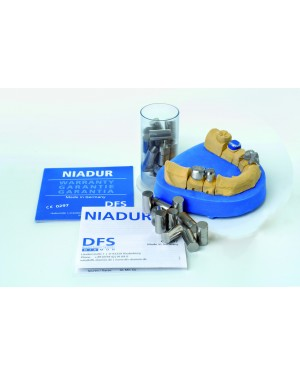 50gm Niadur-NP (NiCr) Bonding Alloy