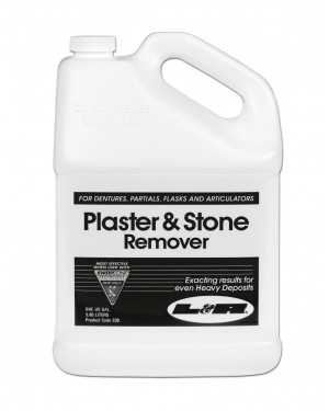 3.8ltr L&R Ultrasonic Solution - Plaster and Stone Remover