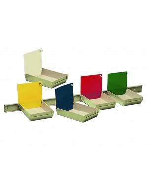 Mestra Model Work Trays - Blue - Pack of 10