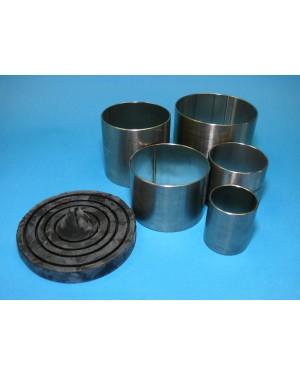 38mm x 55mm Manfredi Casting Ring