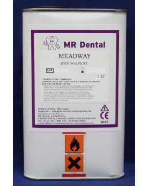 1ltr Meadway Wax Solvent