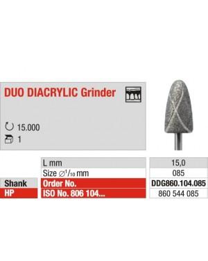 15mm Duo Diacrylic Grinder