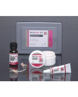 Deltalink LC Metal Masking System - Pink (Kit)