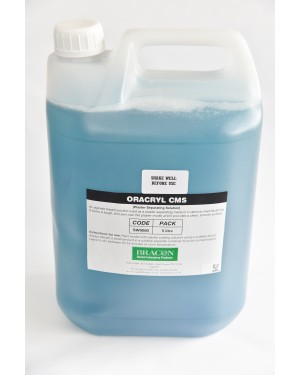 5ltr Oracryl Cold Mould Seal - Blue