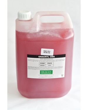 25ltr Oracryl Cold Mould Seal - Pink