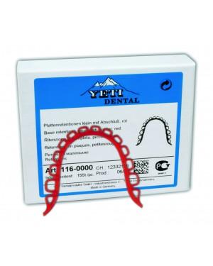 Yeti Base Plate Wax Retention + Border Slat - Small (Pk 15)