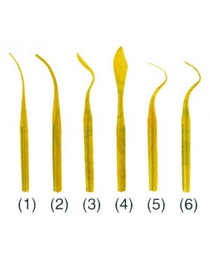 Yeti Modelling Tip - Knife Shape
