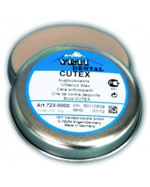Yeti Cutex Block-Out Wax - 20g