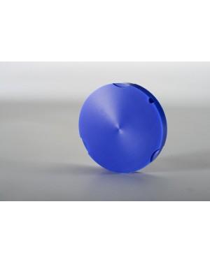 Huge Wax Milling Disc - 98mm x 20mm - Blue