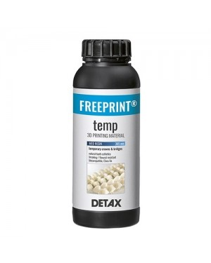 Detax Freeprint Temp A1 385 3D Printer resin 500g