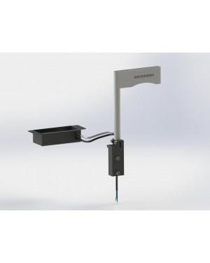 Laser Light Guide for Wassermann Model Trimmer HSS-99