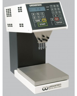 Wassermann Dosing scales DSW-2/4K with integrated cooling system
