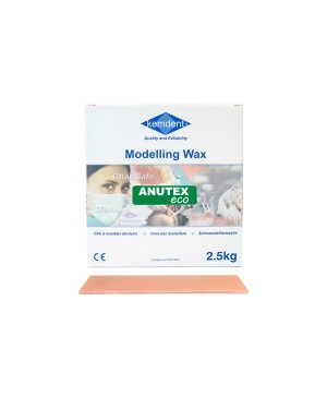 2.5kg Anutex Eco Modelling Wax