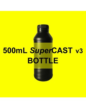 Asiga SuperCAST V3 500ml 3D printer resin
