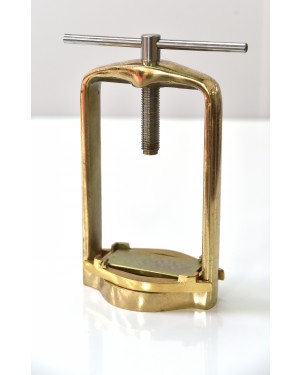 Bracon Mortimer Brass Denture Clamp - 2 Flask