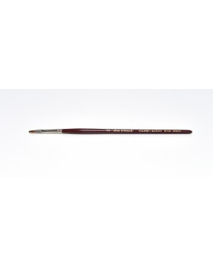 Da Vinci Kolinsky Sable Brush - Flat 2