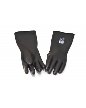 Heavy Duty Rubber Blasting Gloves