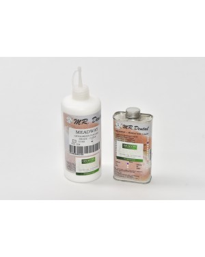450gm + 250ml Meadway Orthoresin Kit - Clear