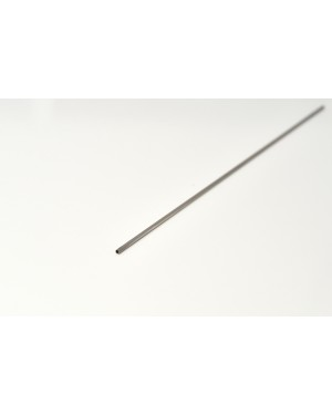 0.6mm Stainless Steel Tubing - Hard (30cm)