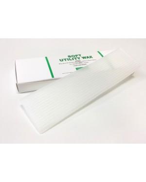 450gm Soft Utility Wax Strips - White